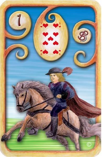 Baralho-Cigano-Carta-1-Cavaleiro