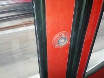 S5 in Berlin - wo lohnt es besonders, den Halteknopf zu drücken? Schreibt mir.