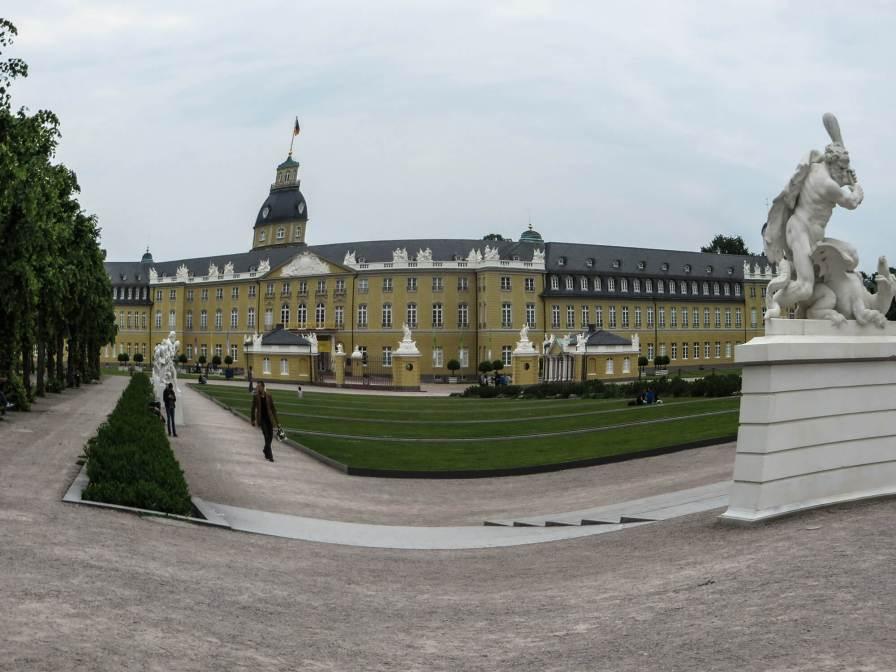 Barockschloss Karlsruhe