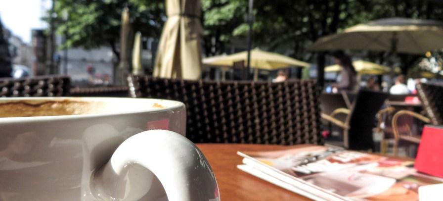 Frühstück am Friesenplatz