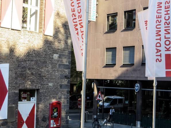 Im Zeughaus am Apellhofplatz erfährt man alles zur Kölner Stadtgeschichte.