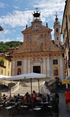 Vorderansicht Chiesa Santi Pietro e Paolo , Mondovi