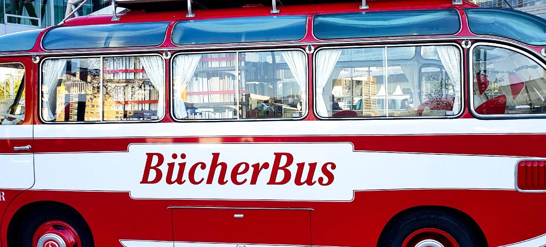 Frankfurter Buchmesse 2018 Bücherbus
