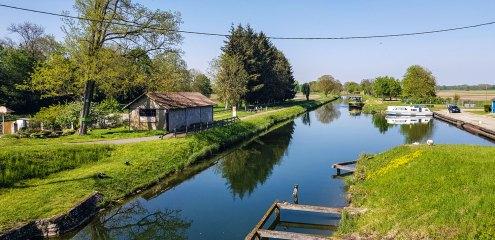 Canal Rhône du Rhin