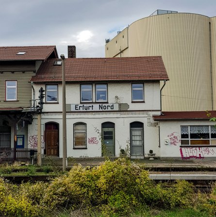 Bahnhof Erfurt-Nord