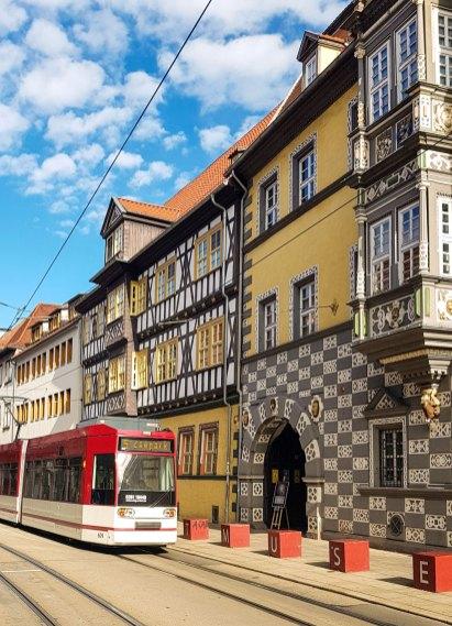 Erfurter Stadtmuseum im Haus zum Stockfisch