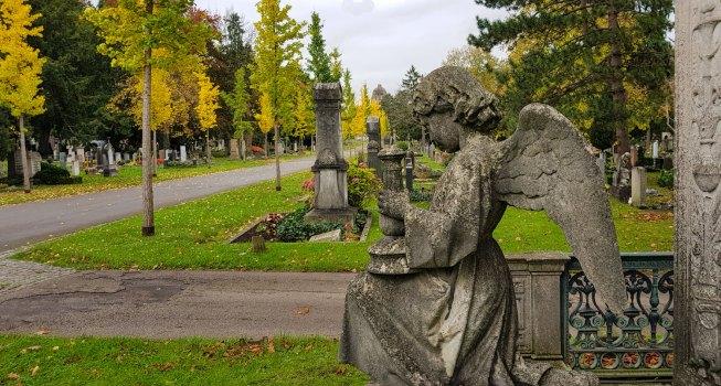 Pragfriedhof in Stuttgart