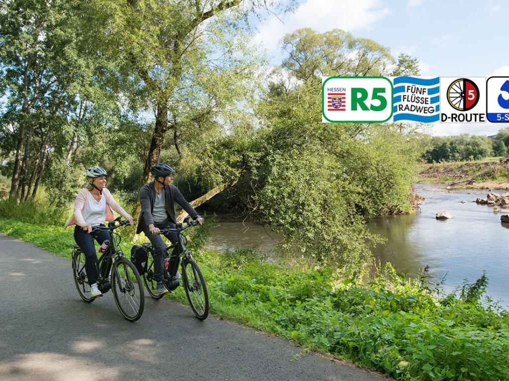 Radwege in Deutschland