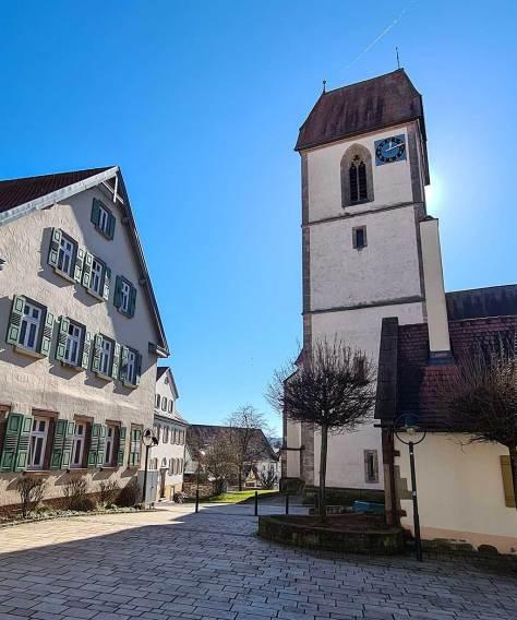 Ortsmitte Ehningen