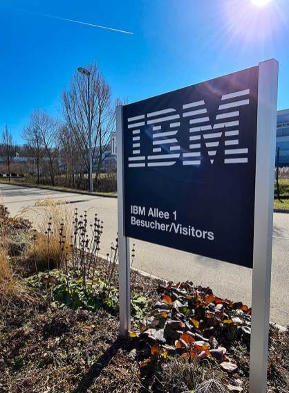 IBM-Niederlassung