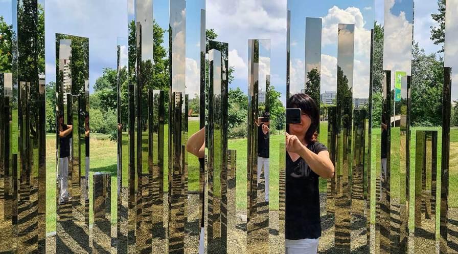 Berlin U5 Gärten der Welt