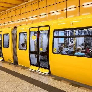 Berlin U5 Frankfurter Allee