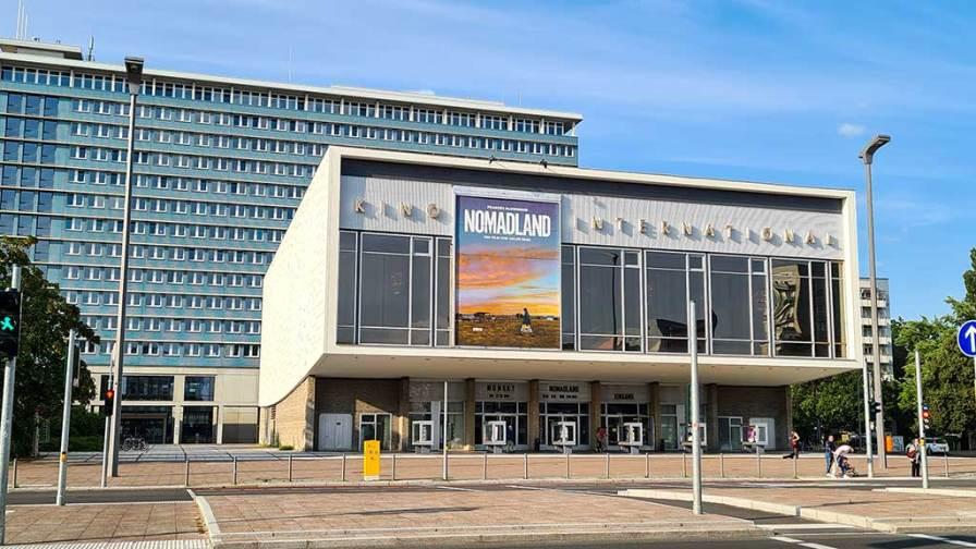 Berlin U5 Schillingstraße Kino International