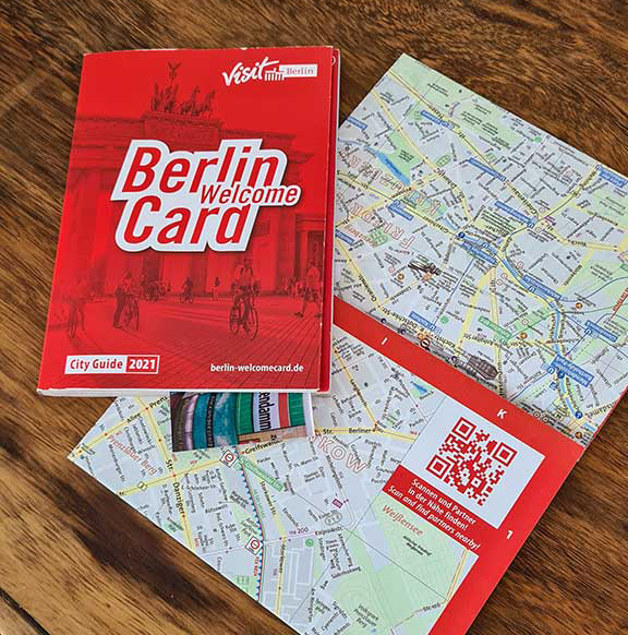 Berlin U5 Berlin Welcome Card