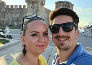 Sjajna atmosfera na svadbenoj zabavi: Naide i Emira Salihodžića