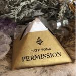 Permission Bath Bomb