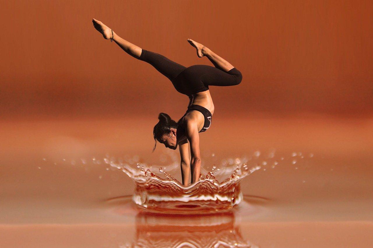 dance, yoga, meditation
