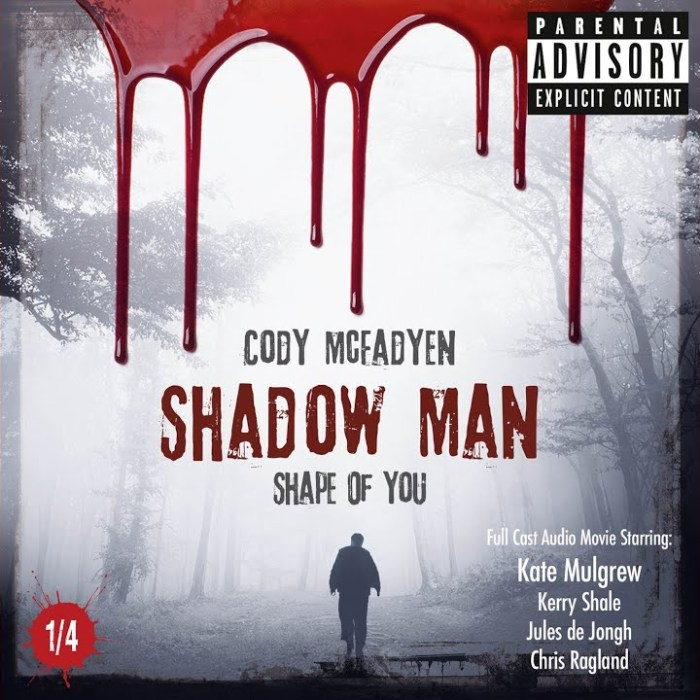 Smokey Barrett – Shadow Man
