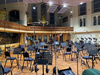 Orchestra Setup 2