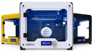 Stampa 3d BQ Witbox Link Informatica