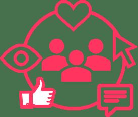 gestão de redes sociais link37