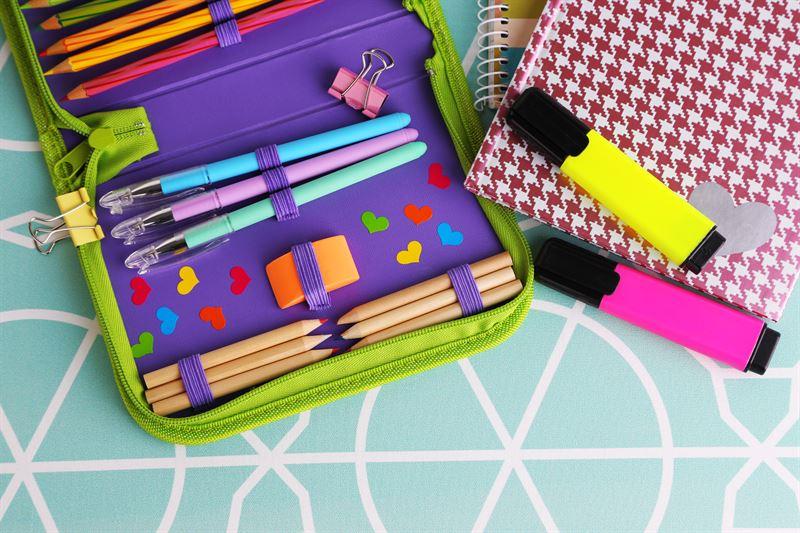 długopisy szkolne