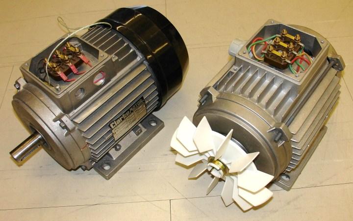 silniki elektryczne jednofazowe