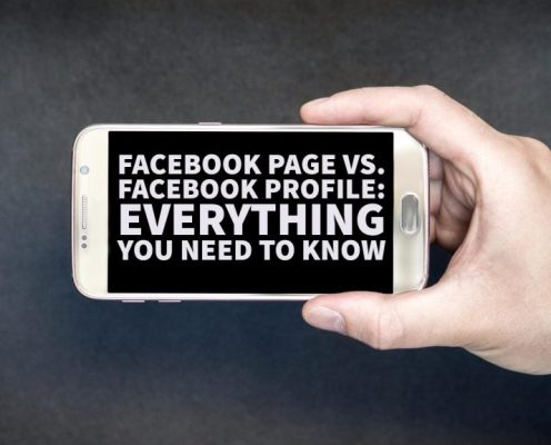 Facebook Page vs Profile: Everything You Need To Know