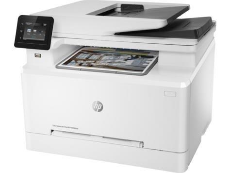 Urzadzenie wielofunkcyjne HP T6B80A (laserowe kolor; A4; Skaner plaski) Sklep komputerowy serwis komputerowy klaj bochnia krakow malopolska