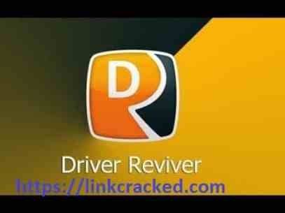 Driver Reviver 5.31.4.2 Crack License Key Latest Version 2020 Download (Portable)