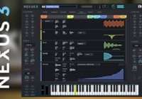 Nexus VST 3.1.7 Crack With Torrent Free Download 2020 (Mac & Windows)