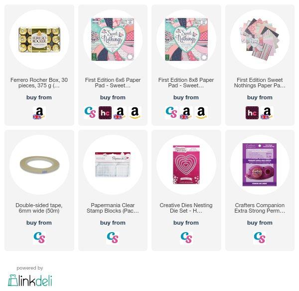 Tutorial Mini Valentines BagPurse Ferrero Rocher