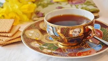 Tee gegen Stress