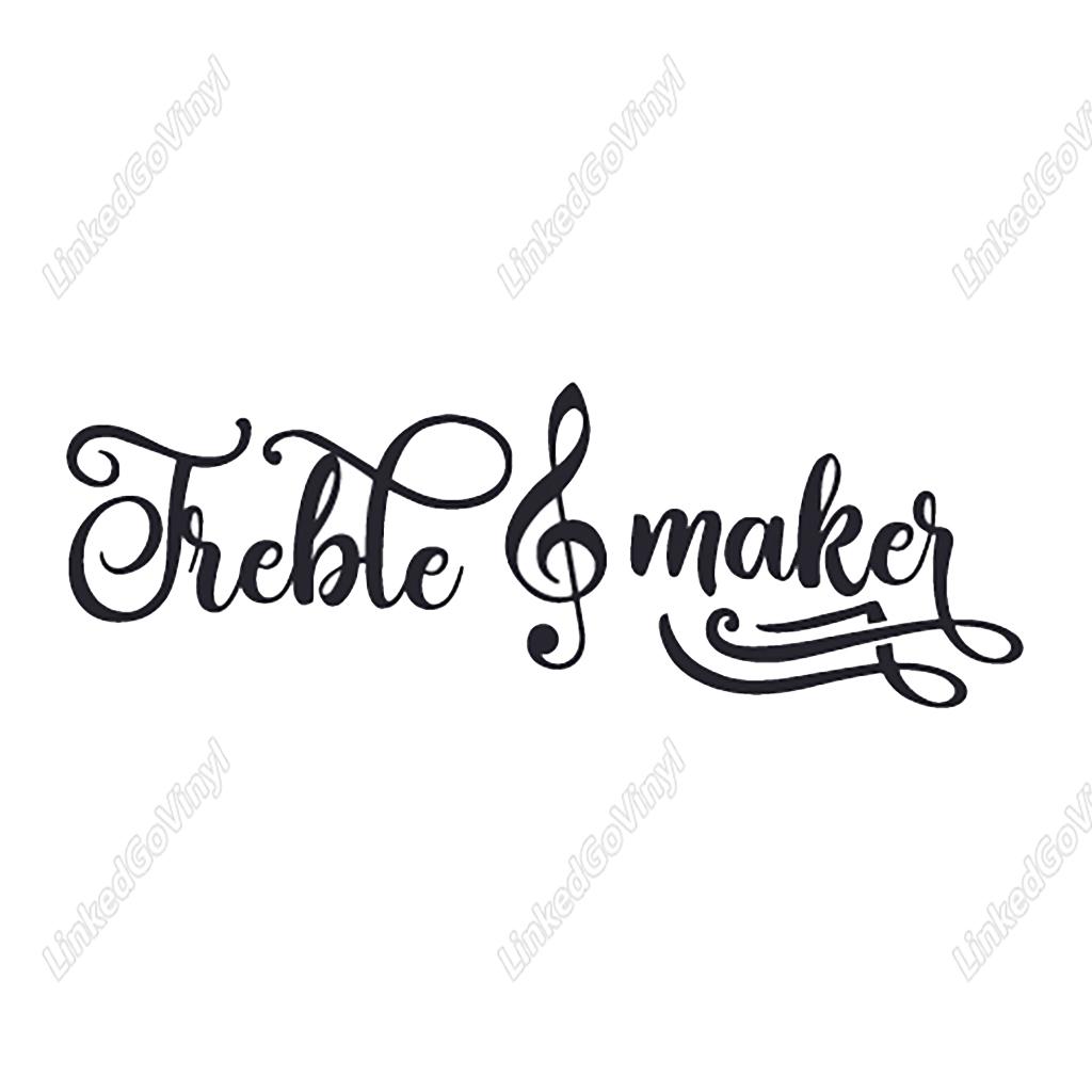 Download Design Free Treble Maker Graphics SVG Files | LinkedGo Vinyl