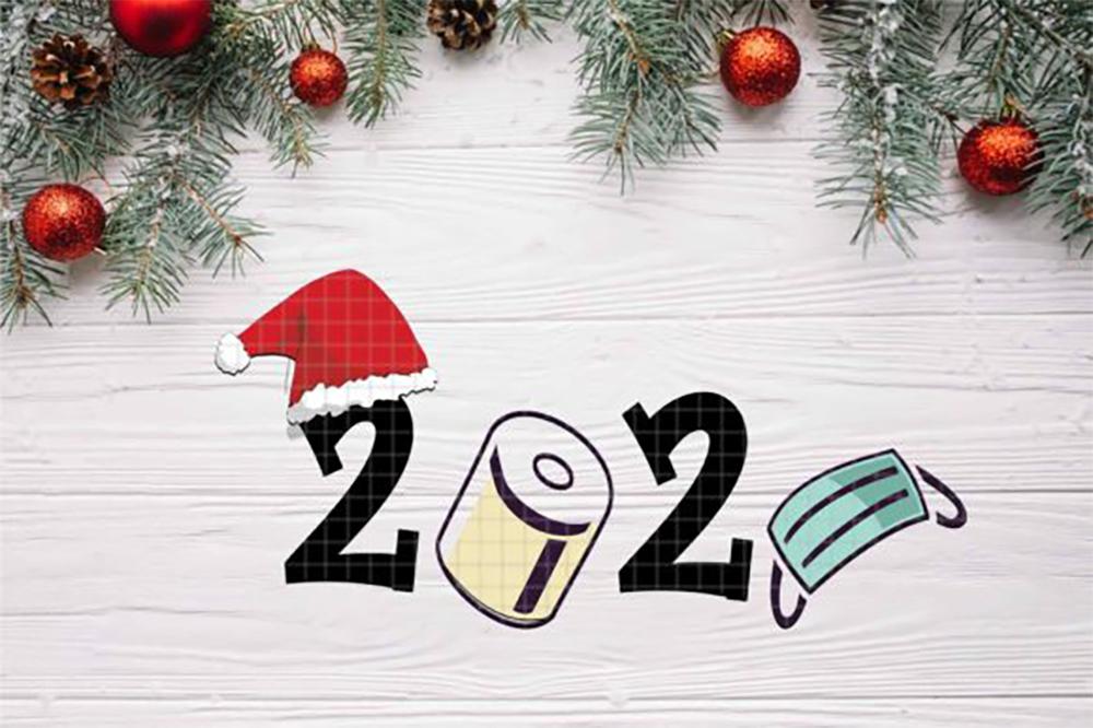 Download 2020 Christmas Ornament Bundle Graphics Craft Design ...