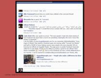 Reaching Out To Allie Townsend, Managing Editor, Facebook  Carla Deter, Socially Your Virtual Assistant- Click for clarity