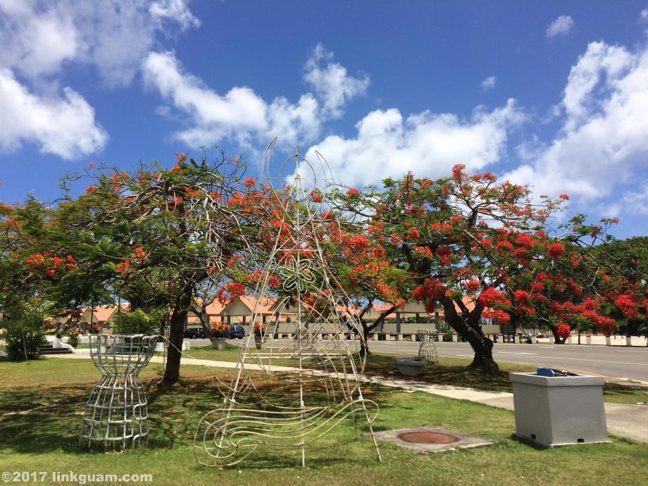 グアム 観光 パセオ公園