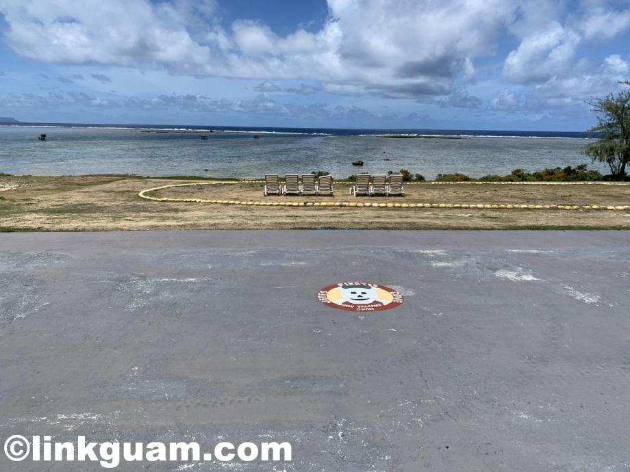 グアム レストラン 海沿い ジェフズ パイレーツ ドライブ 괌 레스토랑 제프 드라이브