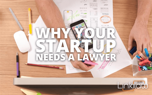 legal guidance for startups