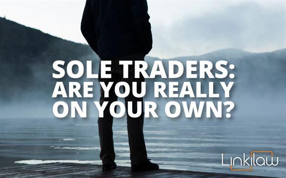 Sole Trader Definition
