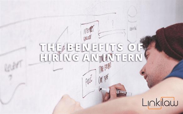 hiring an intern