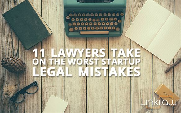 startup legal mistakes