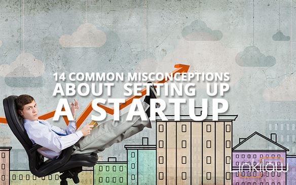 Misconceptions About Setting Up A Startup