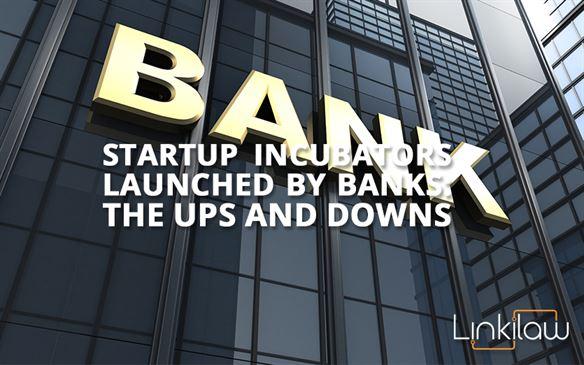 banks incubators