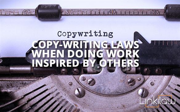 copyrighting laws