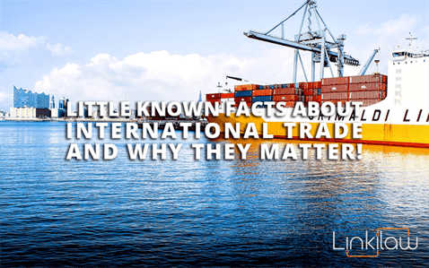 facts about international trade