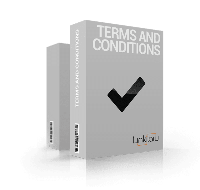 terms and conditions for the sale of goods