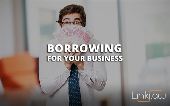 borrowing for your business