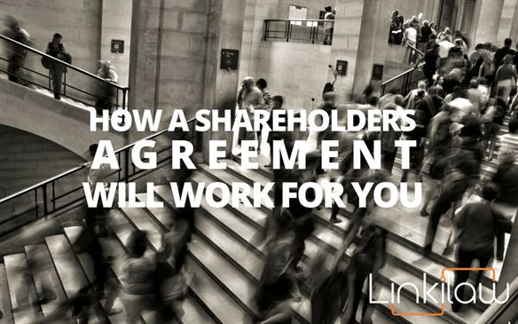 how a shareholders agreement will work for you