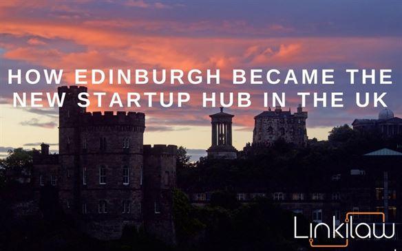 edinburgh and startups